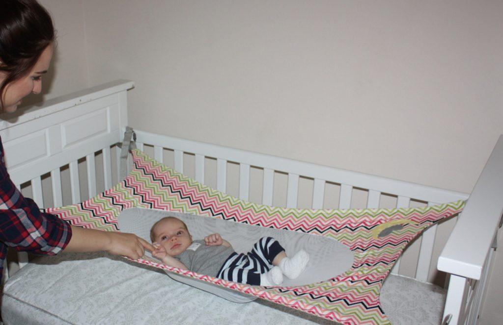 Rede Elástica Para Berço – Crescent Womb