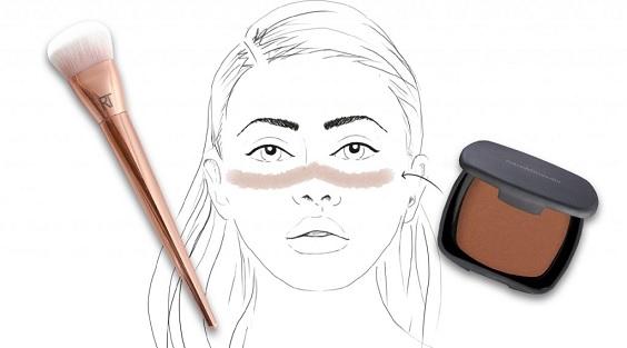 Sunstripping Efeito Bronzeado  Nova Maquiagem