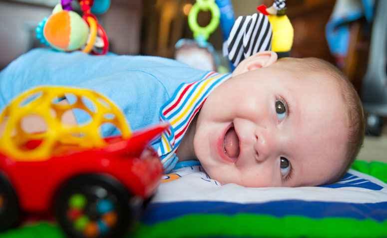 Tapetes de Atividades Para Bebê – Fotos e Dicas