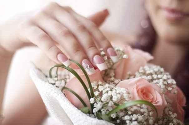 Unhas Enfeitadas Para Casamento 2016 – Dicas e Modelos