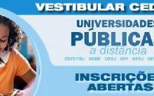 Vestibular Cederj no Rio de Janeiro – Inscrições 2017