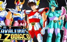 Cavaleiros do Zodíaco – Voltam Para TV Brasileira