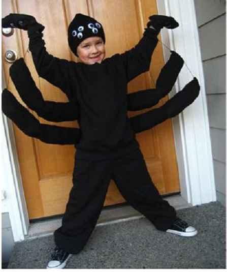 fantasia-infantil-para-halloween-aranho
