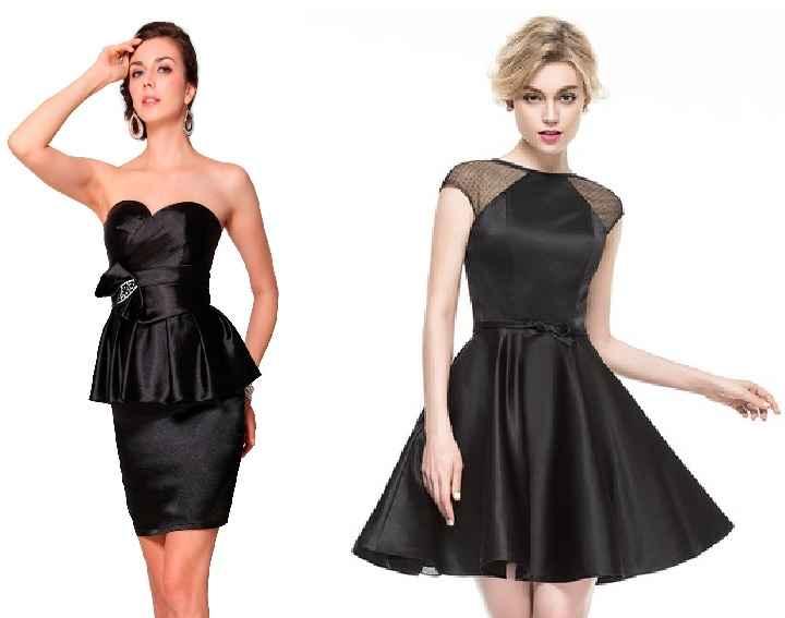 vestidos-de-cetim-curtos-e-longos-modelo