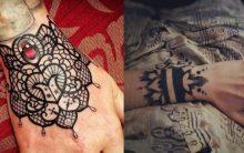 Bracelete Tatuagem 2017 – Tendências