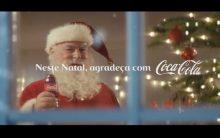 Campanha de Natal da Coca-Cola 2016 – Mensagem de Gratidão