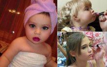 Maquiagem Infantil – Cuidados
