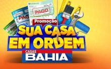 Sua Casa Em Ordem Promoção Casas Bahia – Como Participar