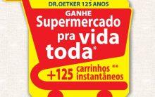 Supermercado Para Vida Toda Promoção Dr Oetker – Como Participar