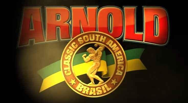 Arnold Classic South America 2017 - Datas e Ingressos