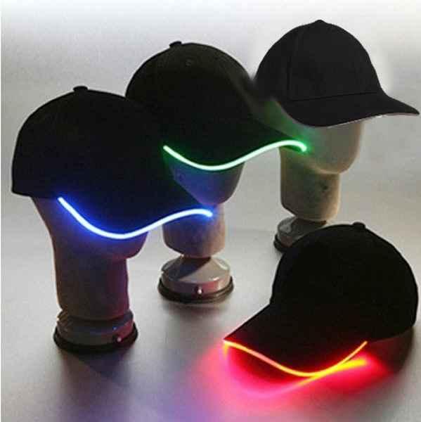 Boné Com LED - Tratamento de Calvície