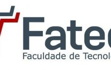 Curso Superior Fatec Cotia 2017 – Inscrições