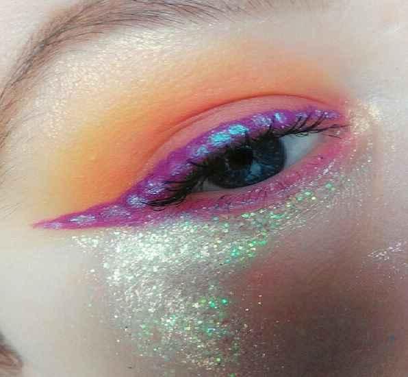 Delineador Unicórnio – Nova Maquiagem
