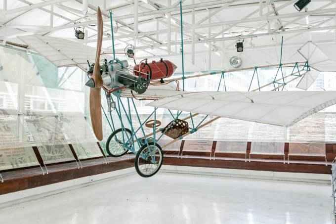 Exposição Santos Dumont – Entrada Gratuita