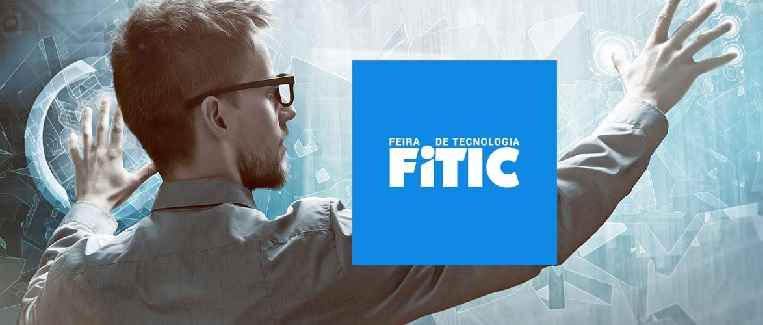 Feira Internacional de Tecnologia e Inovação FITIC 2016 - Ingressos