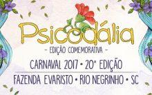 Festival Psicodália 2017 – Atrações e Ingressos