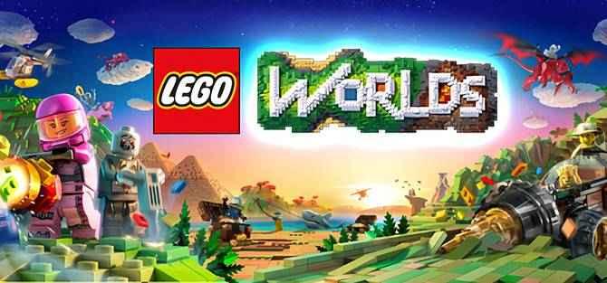 Lego Worlds 2017 – Novo Jogo