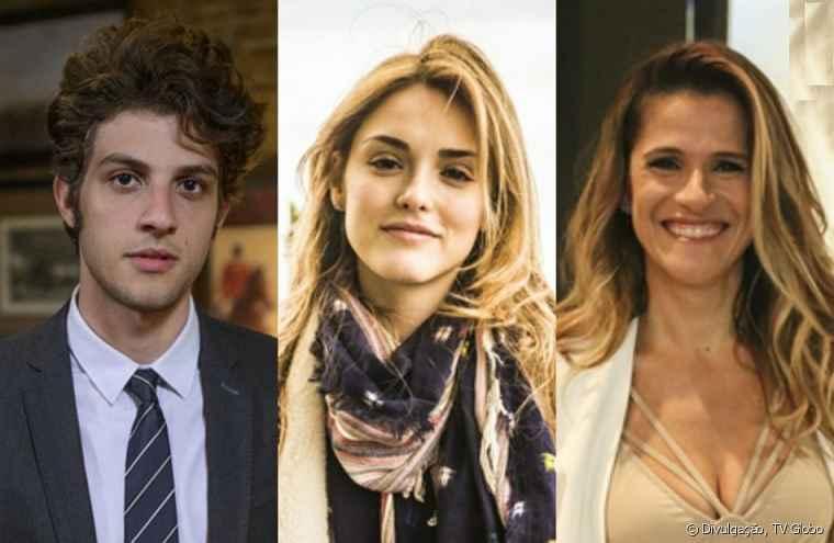 Novo Mundo Novela da TV Globo – Elenco