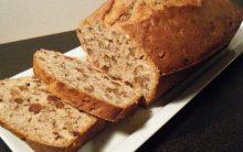 Pão de Nozes – Receita