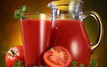 Suco Com Tomate – Benefícios e Receita Detox