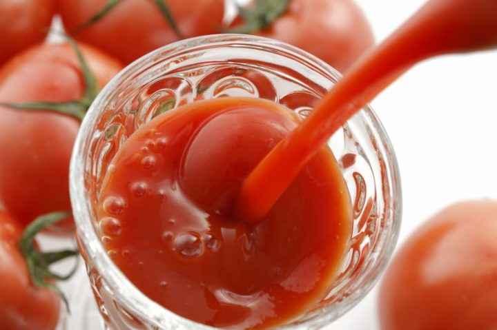Suco Com Tomate - Benefícios e Receita Detox