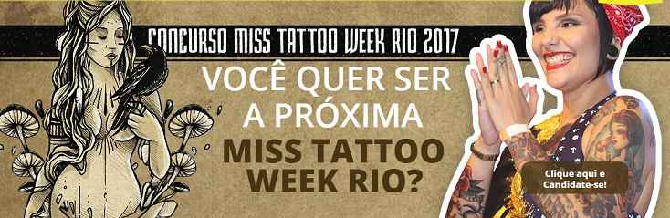 Tattoo Week Rio 2017  - Ingressos