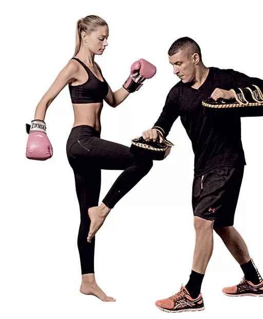 Treino Funcional Fight – Exercícios