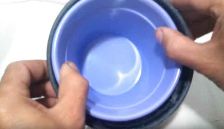 Vaso de Cimento – Como Fazer