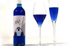 Vinho Azul Espanhol – Novidade