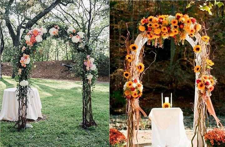 Arco de Flores Para Casamento – Dicas