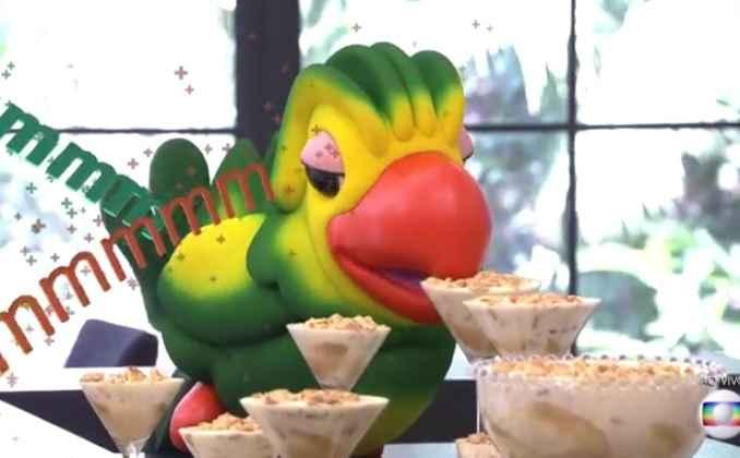 Banana Pudding - Receita Ana Maria Braga Dia 03/11/2016