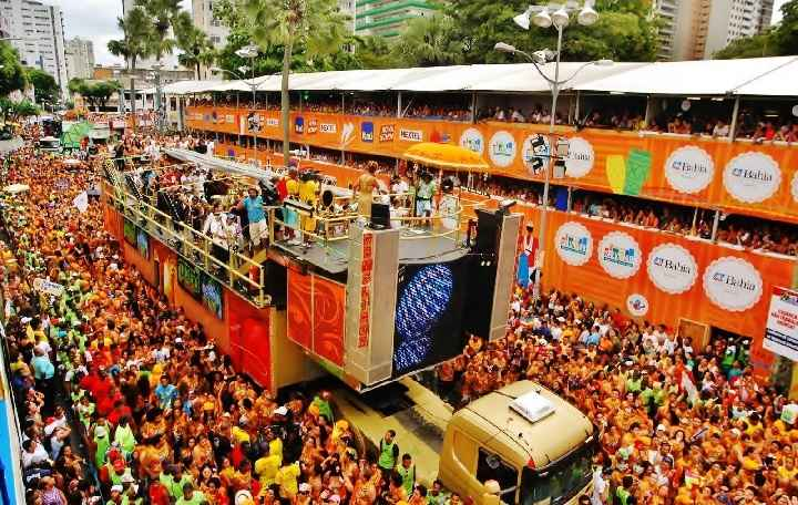 Carnaval Em Salvador - Agenda 2017