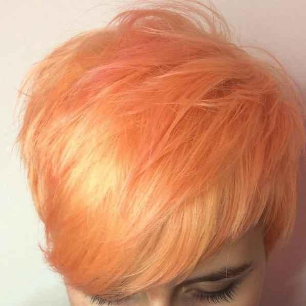 Coloração Blorange Hair – Tendência 2017