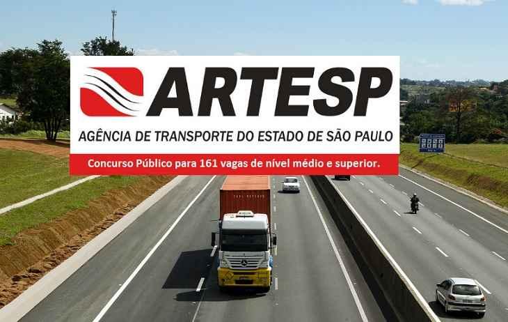 Concurso Artesp 2017 – Como Participar