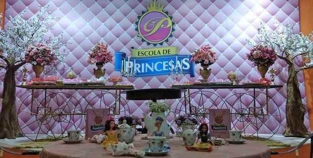 Escola de Princesas Em São Paulo – Só Para Meninas