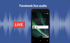Facebook Radio Transmissão ao Vivo – Nova Ferramenta