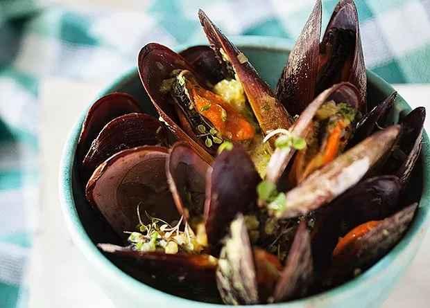 Frutos do Mar - Benefícios