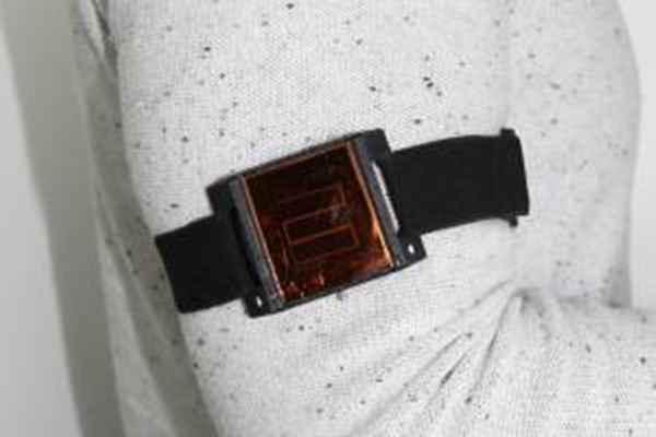 Marca-Passo Com Placa Solar – Nova Bateria