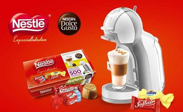 93d503d18 Como Participar da Promoção Nestlé Nescafé Dolce Gusto