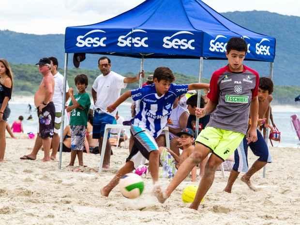 Projeto SESC Verão Praias SC – Programação