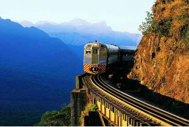 Trem De Luxo No Brasil – Dica de Turismo