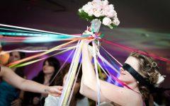 Buque Da Noiva Disputa Com Fitas – Como Preparar
