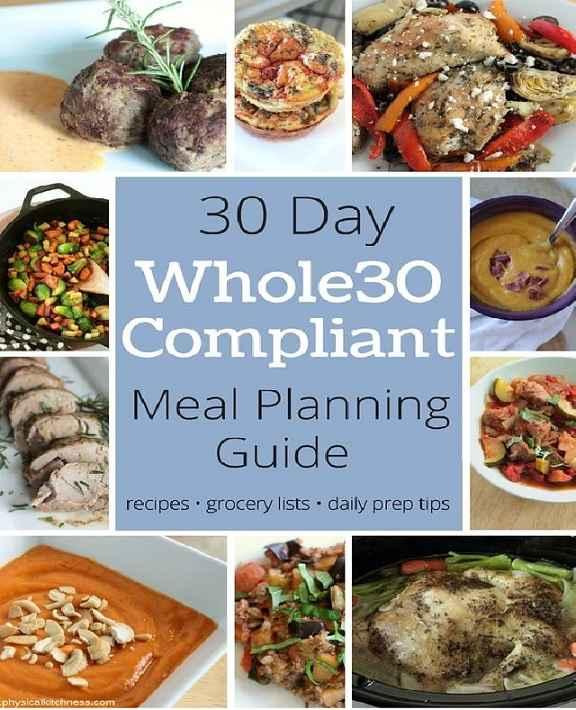 Dieta Whole30 – Como Fazer e Cardápio