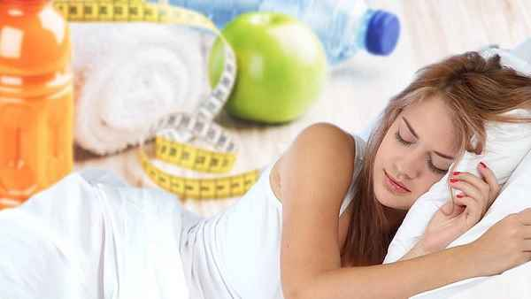Dormir Faz Emagrecer – Motivos