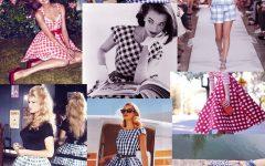 Estampa Vichy Piquinic – Moda Verão 2017