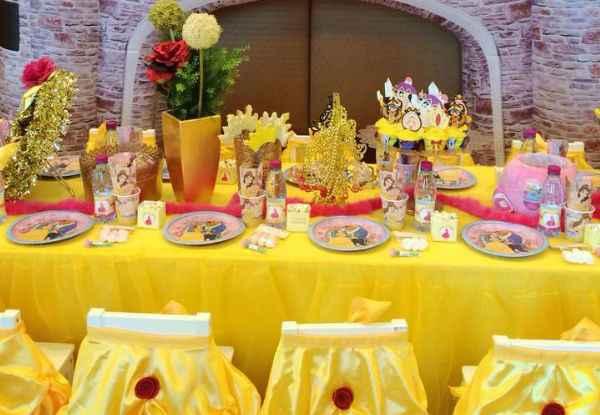 Festa Tema Bela e a Fera – Dicas Como Organizar