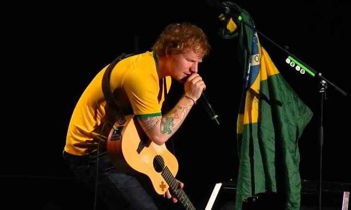 Ed Sheeran No Brasil – Locais e Datas de Shows