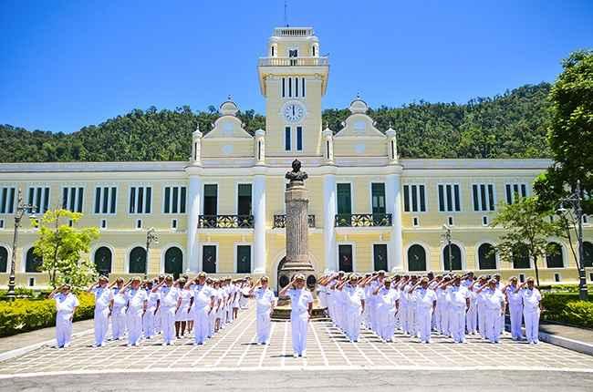 Marinha Colégio Naval – Inscrição