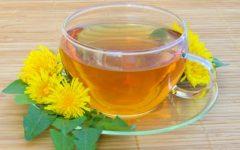 Chá de Dente de Leão – Benefícios