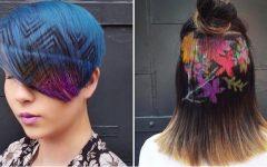 Graffiti Hair Arte e Beleza – Desenhos Nos Cabelos